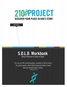 210 Report SOLO cover